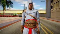 Altair from Assassins Creed (good skin) pour GTA San Andreas