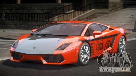 Lamborghini Gallardo Qz7 L9 pour GTA 4