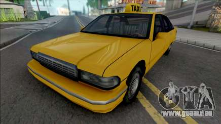 Beta Premier Taxi (Final) pour GTA San Andreas