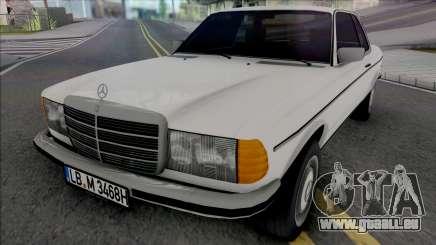 Mercedes-Benz W123 CE Coupe 1986 für GTA San Andreas