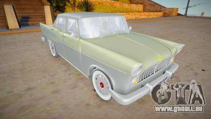 Simca Chambord 1957 pour GTA San Andreas
