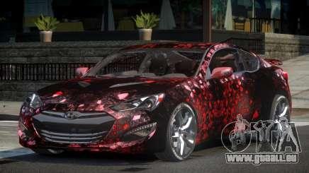 Hyundai Genesis GST Drift L6 für GTA 4