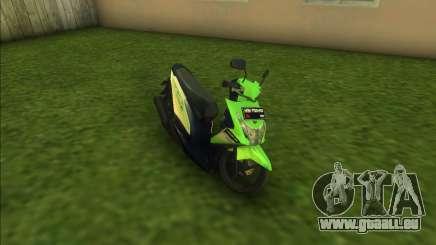 Honda BeAT FI pour GTA Vice City