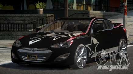 Hyundai Genesis GST Drift L7 für GTA 4