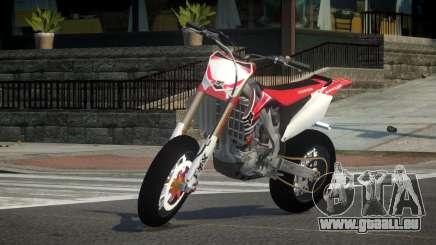 Honda CRF 250 L4 pour GTA 4
