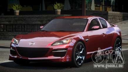 Mazda RX-8 BS U-Style pour GTA 4