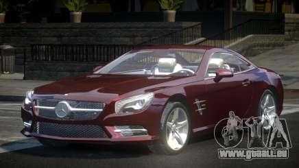 Mercedes-Benz SL500 BS V1.1 pour GTA 4