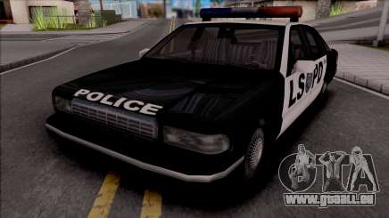 Beta Premier Police LS (Final) pour GTA San Andreas
