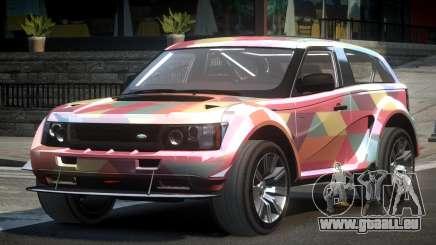 Land Rover Bowler U-Style L1 pour GTA 4