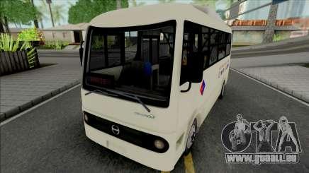 Hino PUV Class 3 Modern Philippine Jeepney pour GTA San Andreas