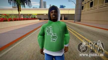 Nouveau membre du gang (FAM1) pour GTA San Andreas