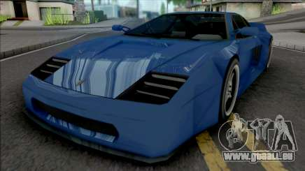 Turismo F120 [VehFuncs] pour GTA San Andreas