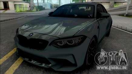 BMW M2 2018 [IVF] pour GTA San Andreas