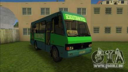 BAZ A079.14 Reference v2.0 für GTA Vice City