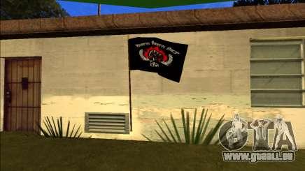 Indicateur de Pendjab de protestation d'agriculteur pour GTA San Andreas