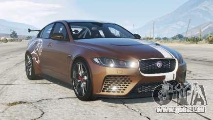 Jaguar XE SV Project 8 (X760) 2018〡add-on pour GTA 5