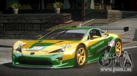 Lexus LFA PSI-R L9 für GTA 4