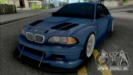 BMW M3 E46 from NFS Heat Studio pour GTA San Andreas