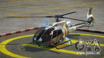 Eurocopter EC130 B4 AN L3 für GTA 4