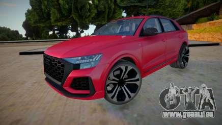 Audi RSQ 8 2020 für GTA San Andreas