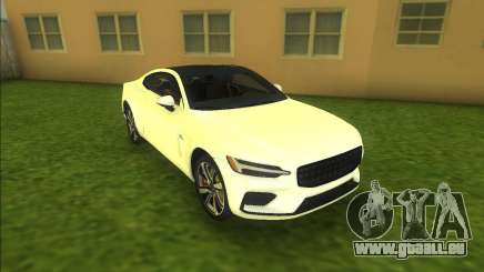 Volvo Polestar 1 Stock für GTA Vice City