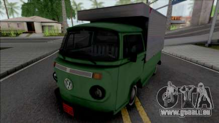 Volkswagen Kombi Improved für GTA San Andreas