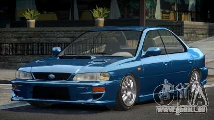 Subaru Impreza 90S V1.0 für GTA 4