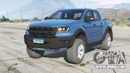 Ford Ranger Raptor 2019〡add-on pour GTA 5