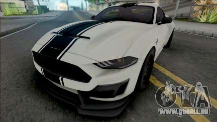 Shelby Super Snake pour GTA San Andreas