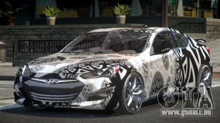Hyundai Genesis GST Drift L4 für GTA 4