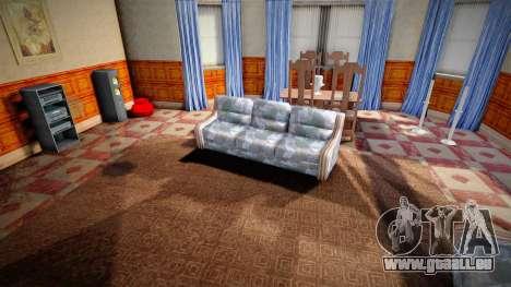 Nouveau grand chalet pour GTA San Andreas