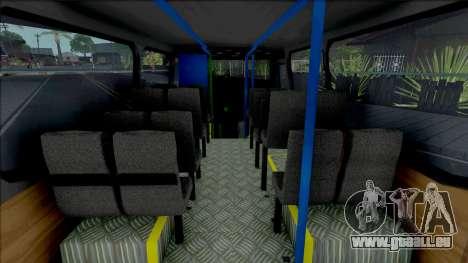 Mercedes-Benz LO 809 Inrecar v2 pour GTA San Andreas