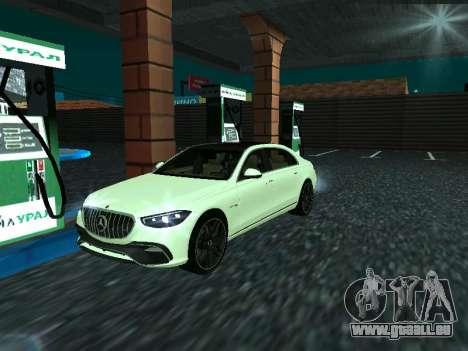 Mercedes-Benz S63 Long (W223) pour GTA San Andreas