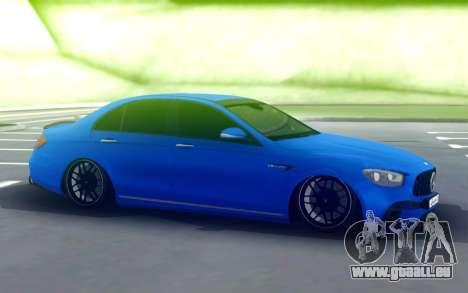 Mercedes-Benz AMG E 63 S pour GTA San Andreas