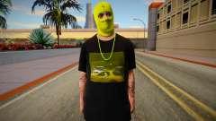Jackboy V1 pour GTA San Andreas