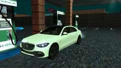 Mercedes-Benz S63 Long (W223)