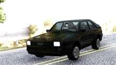 Audi Sport Quattro 1983 Black