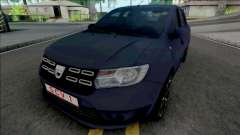 Dacia Logan Pope Edition pour GTA San Andreas