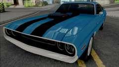 Dodge Challenger RT 1970 [ADB IVF VehFuncs]