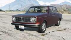 Volvo 144 1971 v1.1 pour GTA 5
