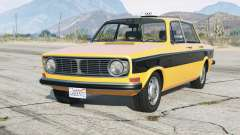 Volvo 144 Taxi 1971 v1.1 pour GTA 5
