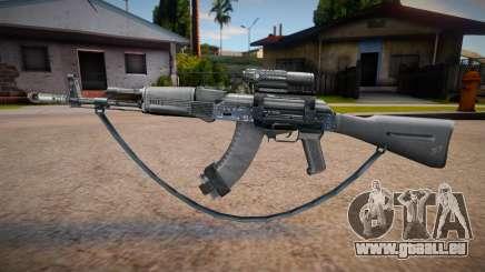 Ak47 Marck_delta pour GTA San Andreas