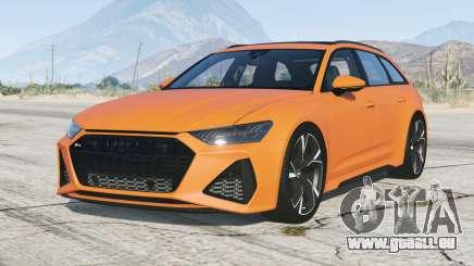Audi RS 6 Avant (C8) 2019〡add-on v3.0 pour GTA 5