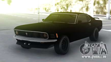 Ford Mustang 302 LP 1970 pour GTA San Andreas