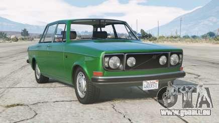 Volvo 144 de Luxe 1971 v1.1 pour GTA 5