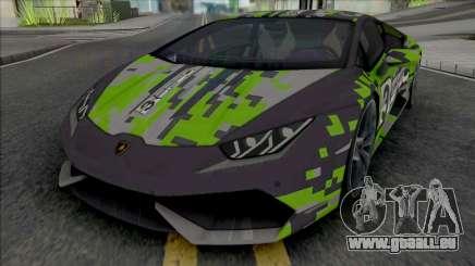 Lamborghini Huracan R3 Spec 2017 pour GTA San Andreas