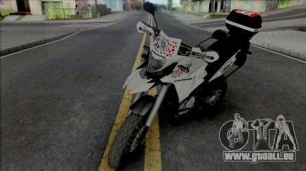 Honda XRE 300 2019 PMESP pour GTA San Andreas