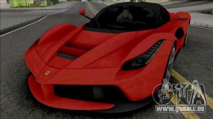 Ferrari LaFerrari [Fixed] pour GTA San Andreas