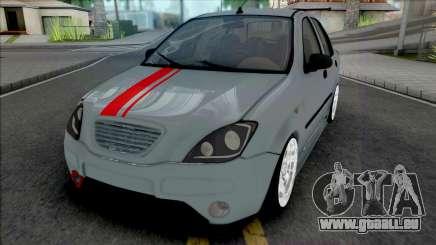 Saipa Tiba 2 Sport pour GTA San Andreas