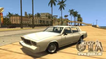 Tahoma SA pour GTA 4